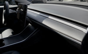 Model 3 Dashboard Options