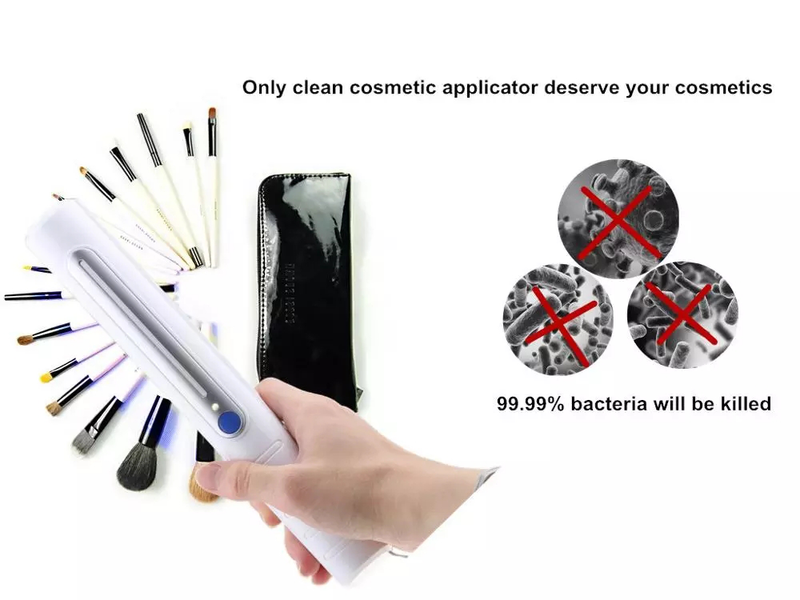 Handheld Portable UV Sanitizing Wand - Only $29 with 20% Off