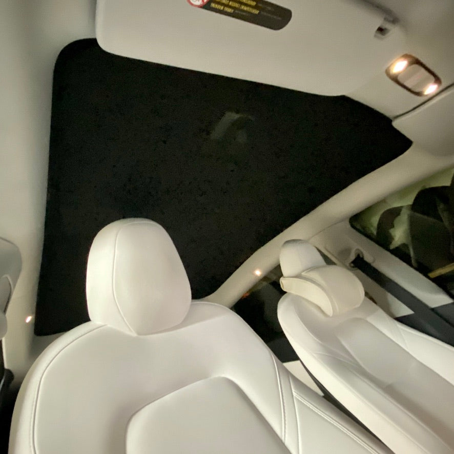 Model Y Roof Sunroof Sunshade Screen - (Only $65 with 20% off)