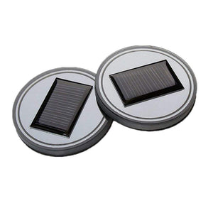 Cupholder LED Light Pucks- 1 Pair ( $19.99 w/ 20% Off)