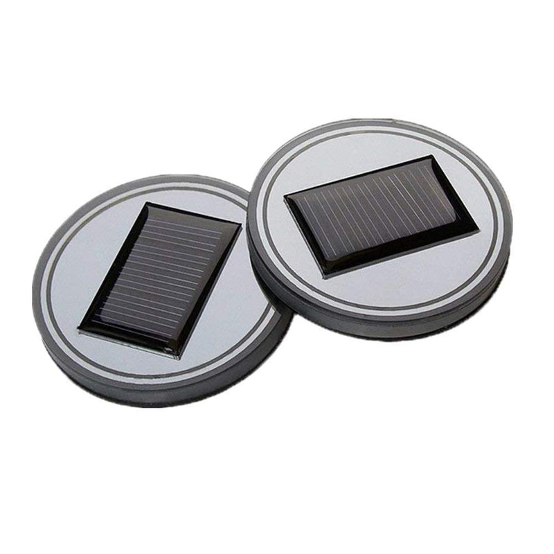 Cup Holder LED Light Puck- 1 Pair (Only 19.99 w/ 20% off)