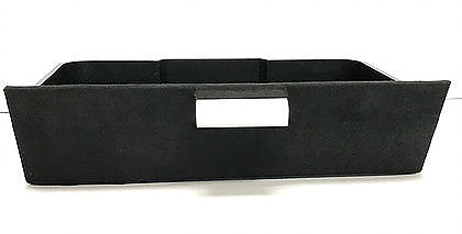 Cubby Drawer Black Suede Front $72 (with 20 % off)