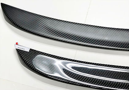Model S Blade Performance Carbon Fiber Spoiler ($175 w/ 20% OFF)