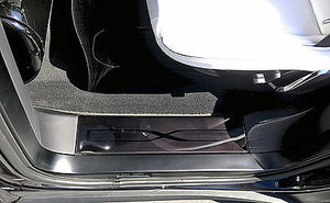 Model X Rear Door Sill Protectors, 3M 1 Pair