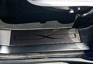 Model X Front & Rear Sill Protector 3M (2 Pairs)
