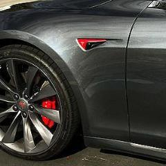 Turn Signal Indicator Vinyl Wrap Autopilot 2+ Fits - Model S-3-X-Y