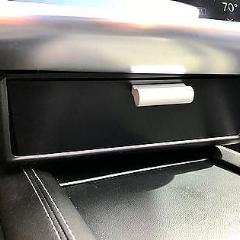 Model S & X Cubby Drawer Satin Black $39 (with 20% off)