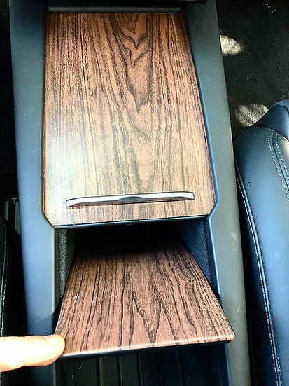 Center Console Flip Wrap (Many Colors)