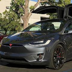 Model X -Chrome Delete (Only $899)