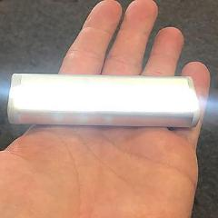 "LED Cubby Drawer Light 4"" Long - $15 (with 20% off)"