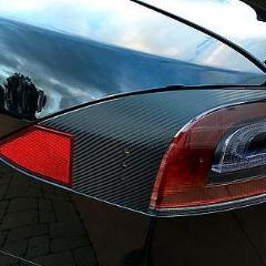 Tail Light Side Wraps - (1 Pair)