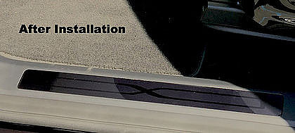 Model X Front Door Sill Protectors, 3M  1 Pair