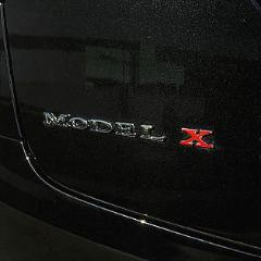 Model X Front End Apron Carbon Fiber Wrap