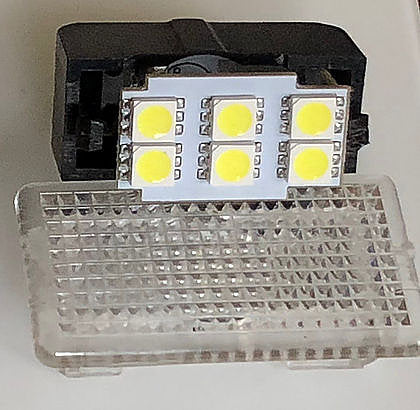 LED Upgrade Lights - Extra Lights 1 to 4 ($11 w/20% OFF)