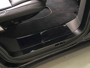 Model X Back Seat Outer Door Sill Protector 1 Pair