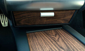 RIGHT HAND DRIVE ONLY Cubby Drawer (RHD)