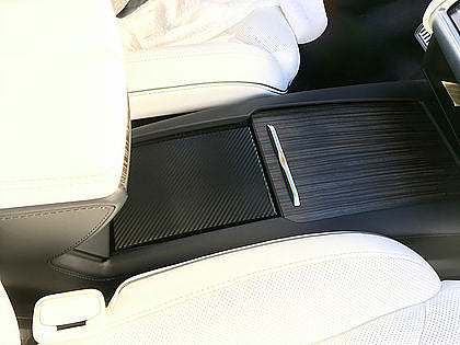 Model X Center Console Flip Wrap (Various Colors)