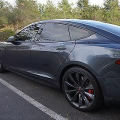 Model S -Nosecone Chrome Delete (Only $979)