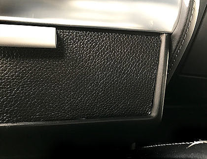 Dash Drawer -Black Leather Front $72 (with 20 % off)