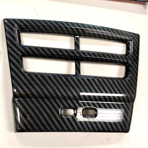 Model S & X Dashboard & Center Console Carbon Fiber Conversion Kit - $229