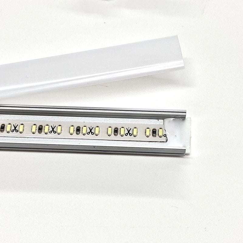 Model S Trunk Dual Strip LED Upgrade Lighting Kit - $79