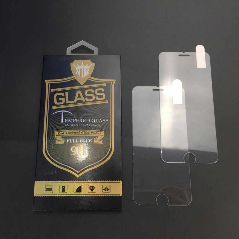 Iphone 10 & 11 Screen Protector - 9H Tempered Glass  (2 Pack - $9.99 with 20% off)