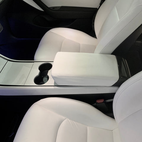 Model 3 Center Console Side Trim Panel Caps -  (1 Pair $149)