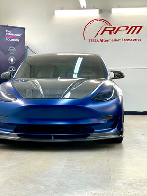 Model 3 Viento Carbon Fiber Hood from $1,199