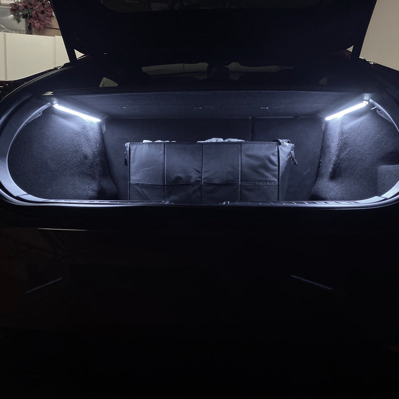 "Model S Trunk Dual 18"" Lightbar LED Upgrade Lighting Kit - $80"