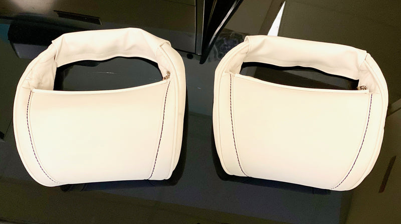 TESLA Headrest Neck Support Pillows - Fits Model 3, S, X, & Y- $89 per pair