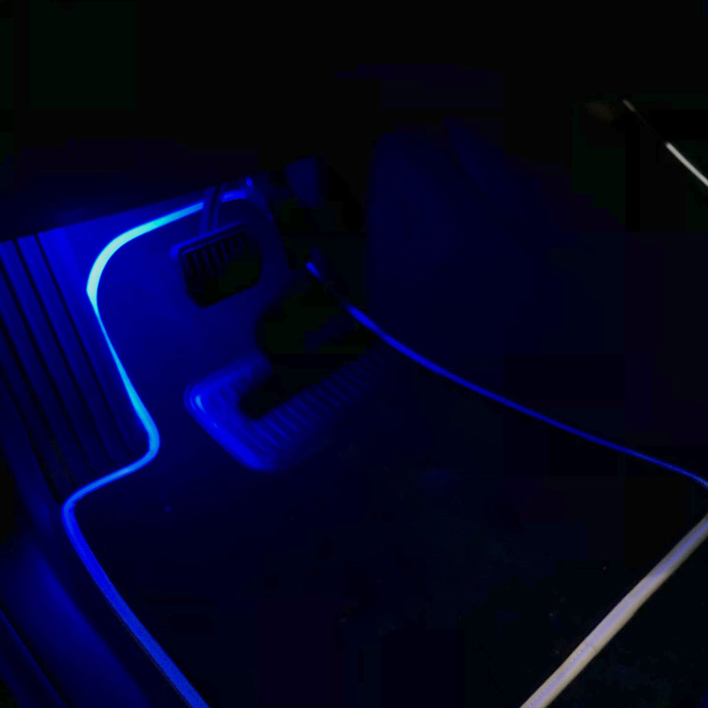 LED Colored Footwell Lighting Kit (Only $55 with 20% off)