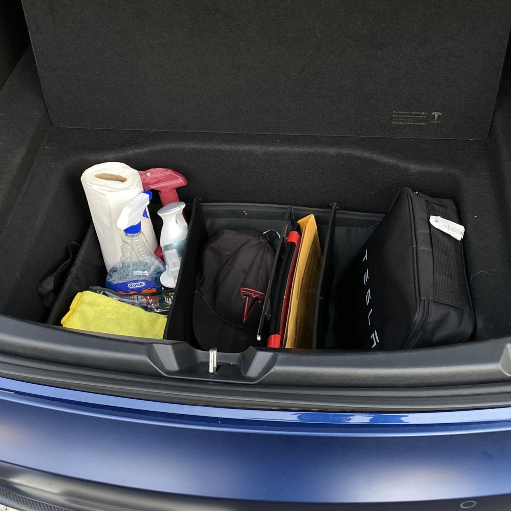 Model 3 & Y Trunk Organizer (Only $54 with 20% OFF)