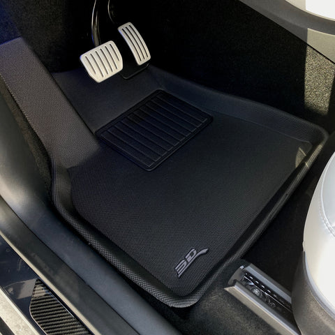 Model 3 & Y Dashboard Cap ABS - Glossy Carbon Fiber Coated $ 129