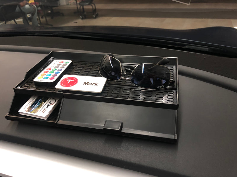 Model 3 Glove Box Organization Tray, Only  $29 with 20% Off