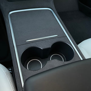 Model 3 2021 & Model Y 2021 Post Jan 2021 - Alcantara Center Console Cover - From $29