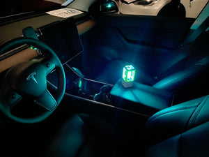 UV Sanitizing Rechargeable Lamp for Your TESLA & Home- $39