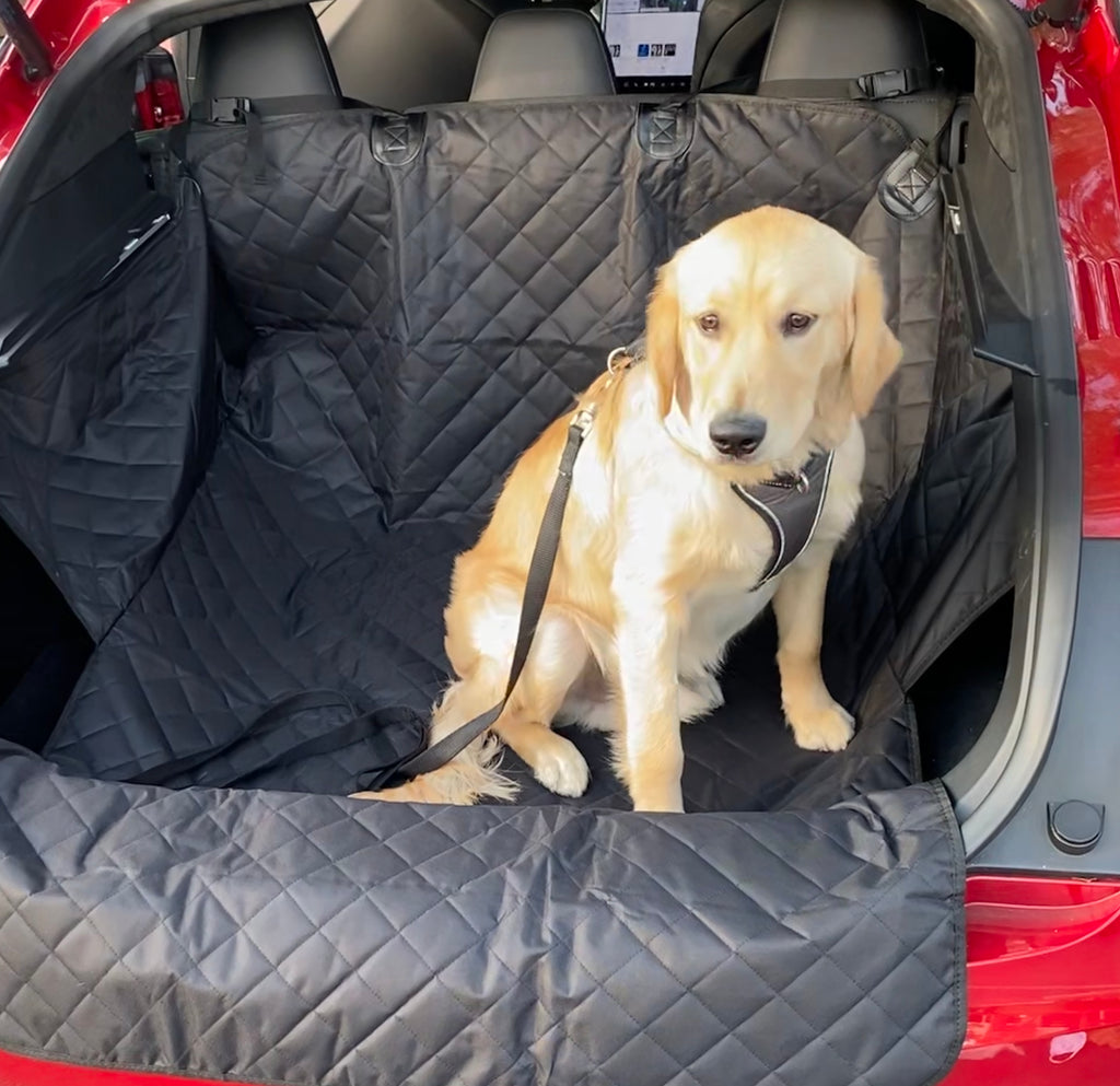 Cargo & Pet Cover for Model S Model X & Model Y $59, with 20% Off