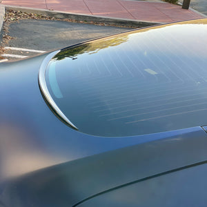 Model 3 Trunk Rain Deflector  - Only $89 with 20% Off