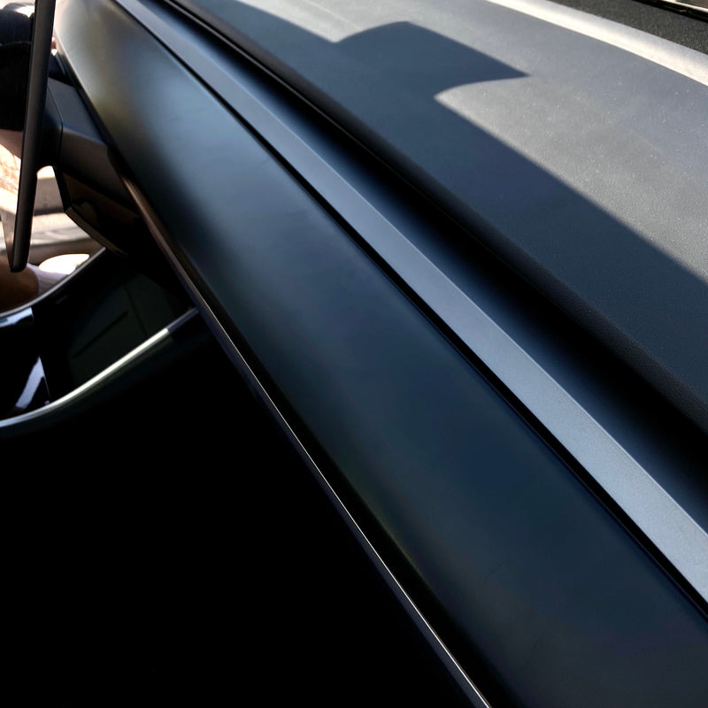 Model 3 Dashboard Cap ABS - Matte Black Painted  $139