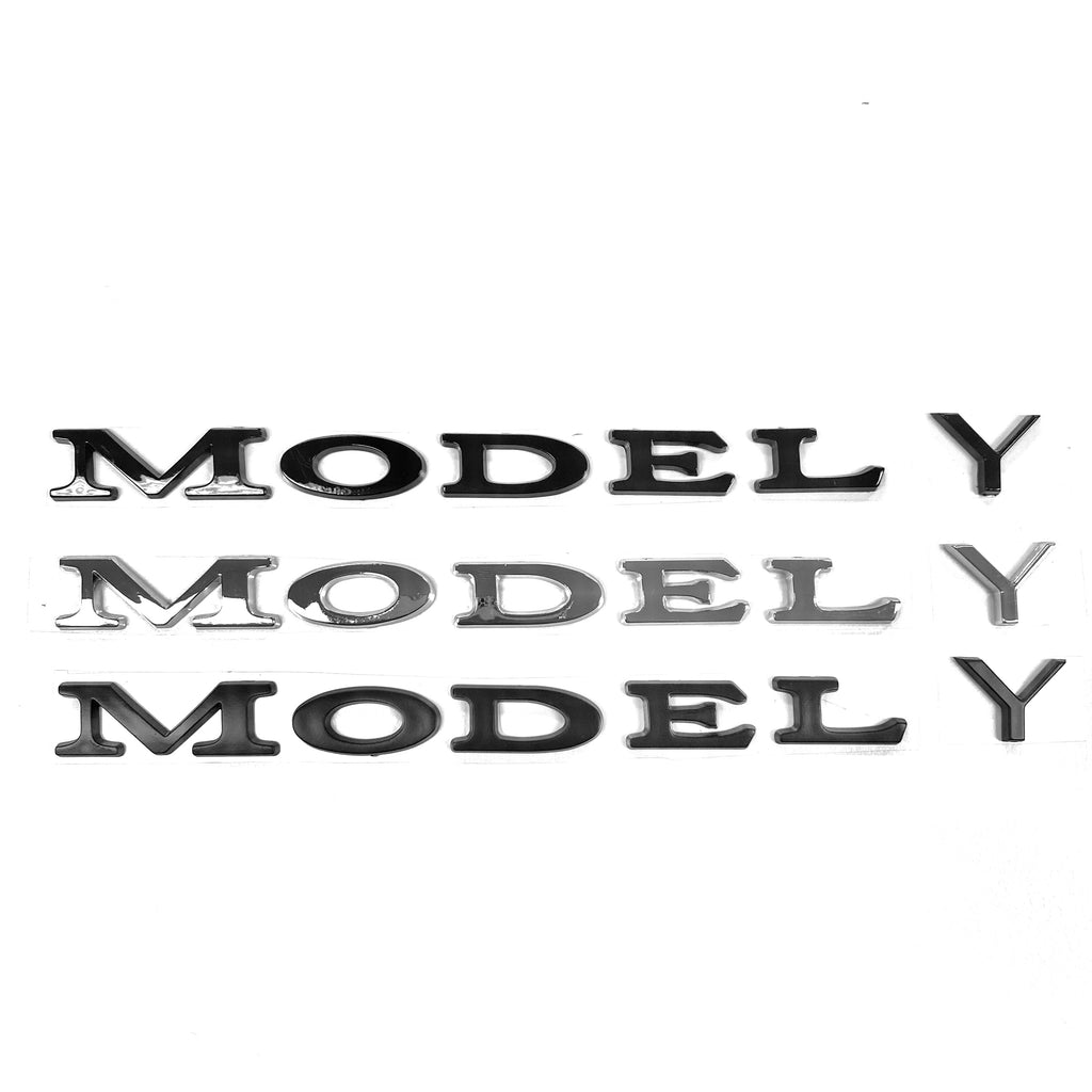 Model Y Emblem (Badges) $29 w/ 20% Off