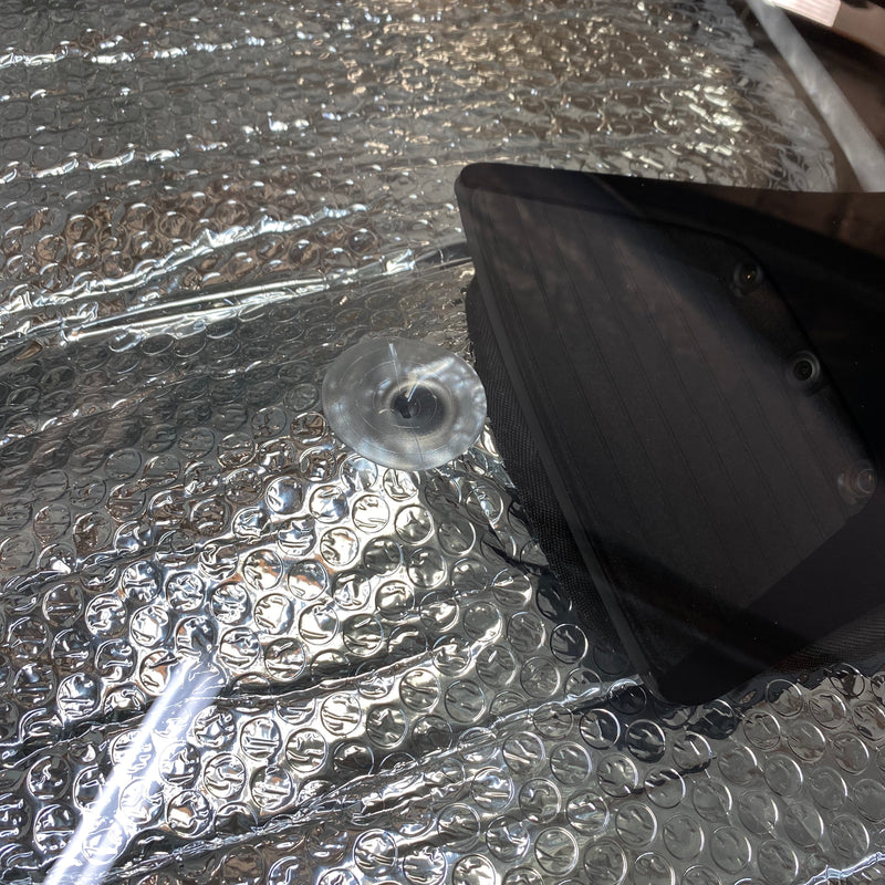 Model 3 & Y Front Windshield Sunshade - $49 with 20% off