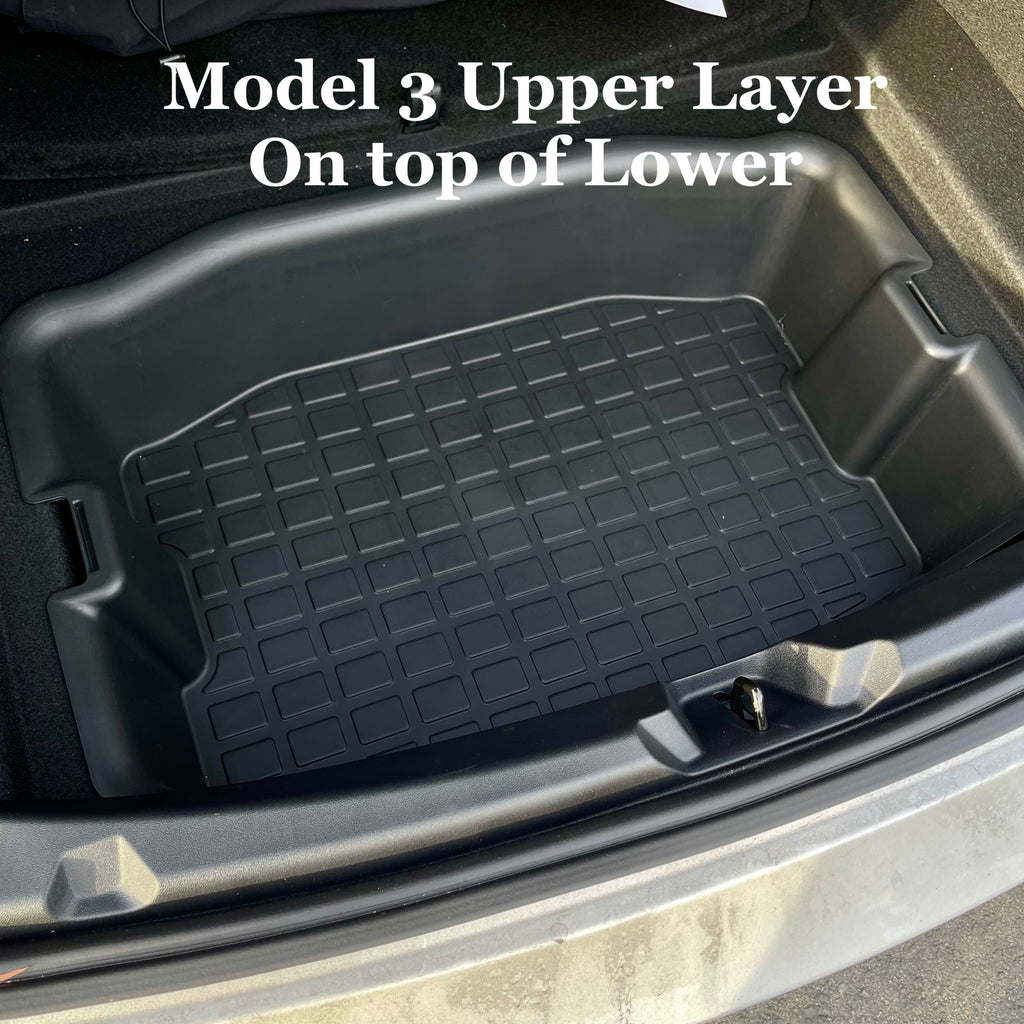 Model 3 Sub Trunk Dual Level Trunk Organizer (2 Pieces) $ 89