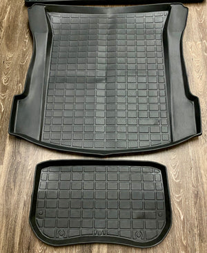 Model 3 4D All-Weather Floor Mats, Odorless TPE ( From $39-$299 )