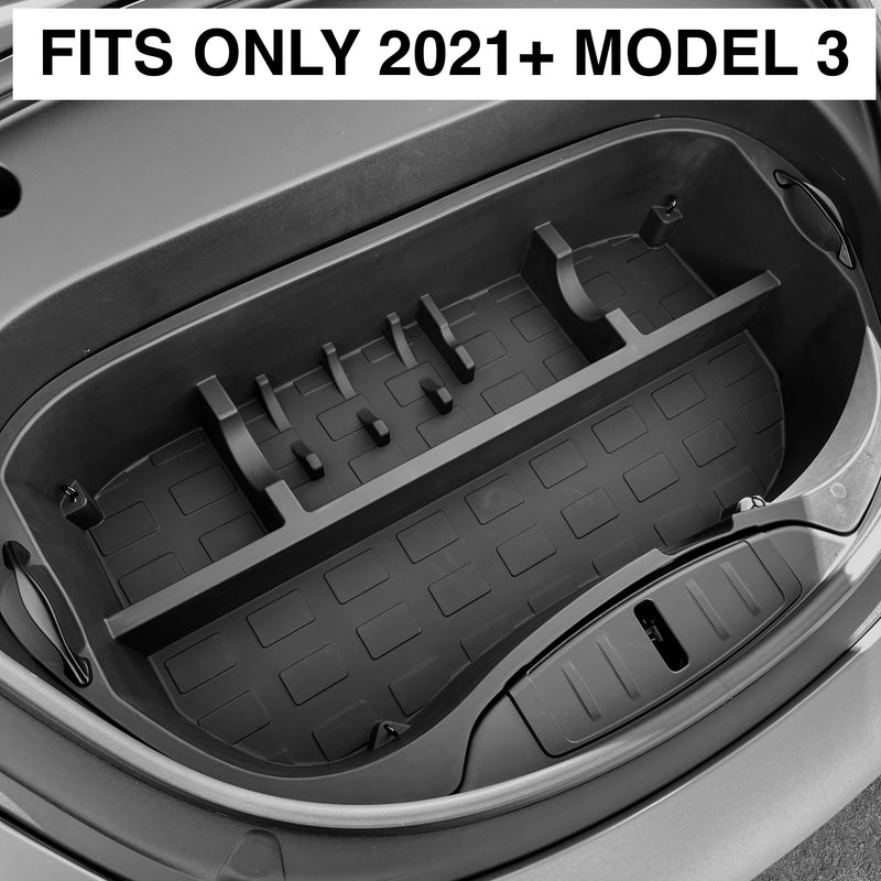 Model 3 2021 Front Trunk Organizer Gen. 2- $89