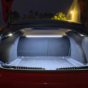 "Trunk LED Lightbar 24"" long- Fits Model S, 3, X  $59 with 20% Off"