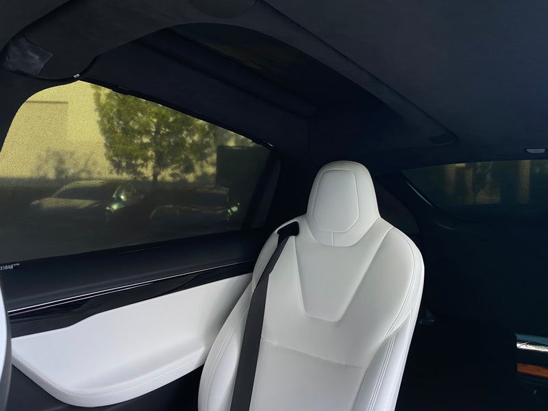 Model X - 6 Window Sunshade Kit - $89 w/ 20% off