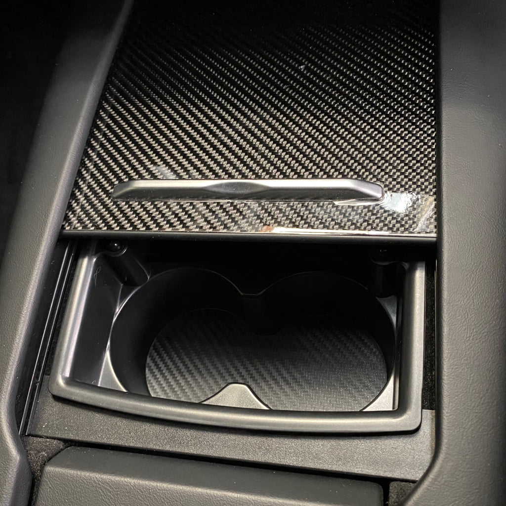 Model S & X Center Console Tray Cup Holders Gen.2 - $32 with 20% Off