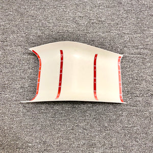 Model 3 Backseat Center Console Base Cover - White Pearl (Only $89 w/ 20% OFF)