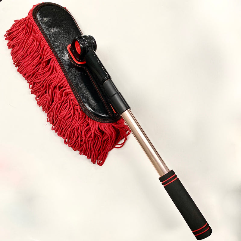RPM Cali-Car Duster, Fully Adjustable & Wax Baked -  (Only $29 w/ 20% Off)