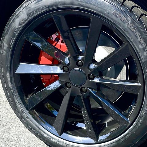 Model 3 Performance Sport Caliper Covers - with Jack Puck $269